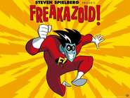 Freakazoid cover