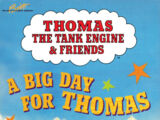 A Big Day for Thomas (DVD)