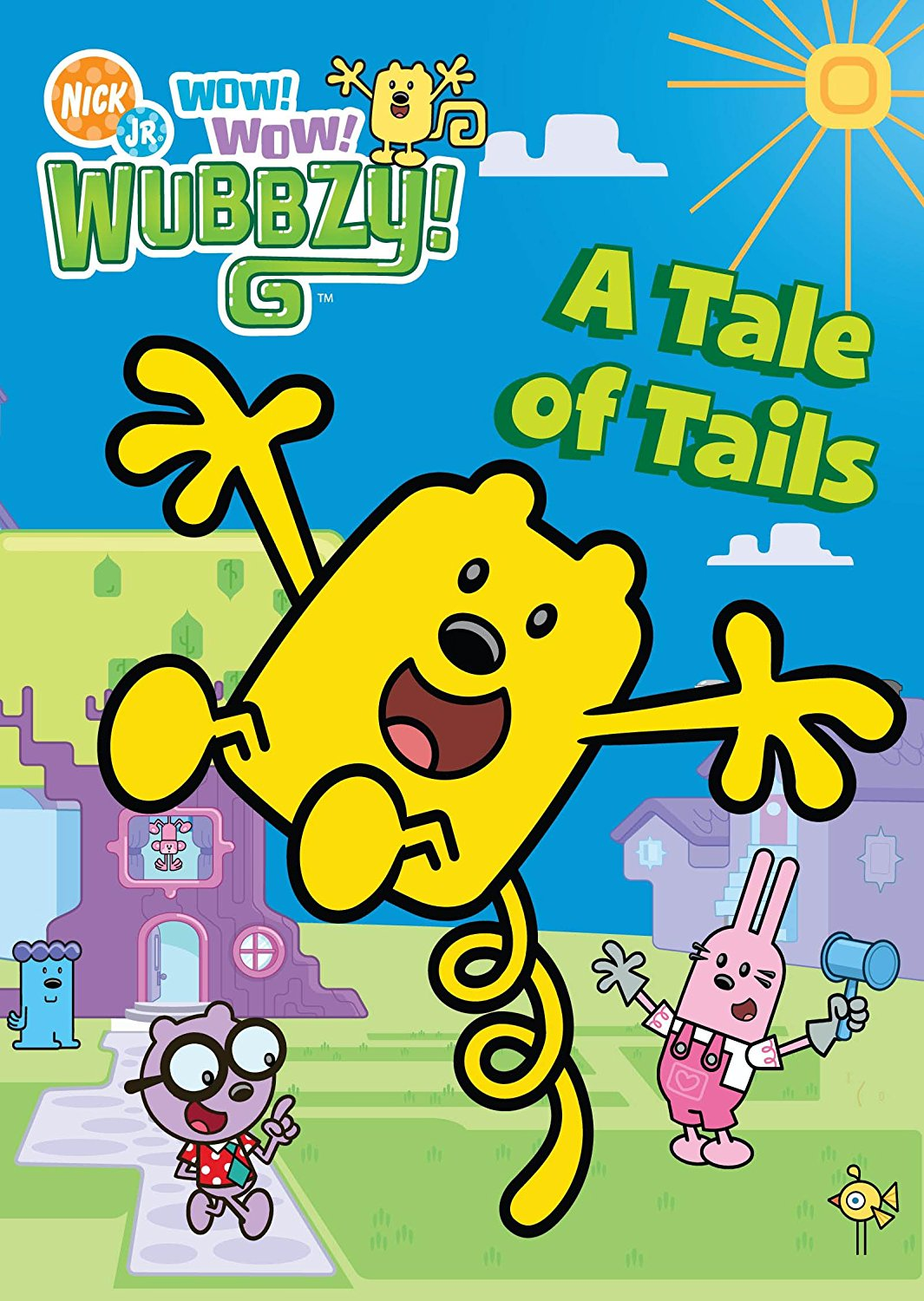 A Tale of Tails 2008 DVD/Gallery