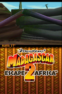 Madagascar Escape 2 Africa DS 139