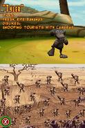 Madagascar - Escape 2 Africa Monkey Collection 47