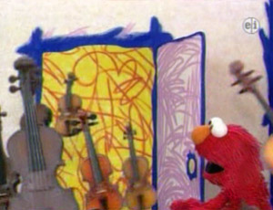 Elmo's World: Violins