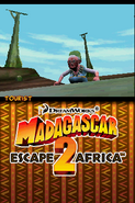 Madagascar Escape 2 Africa DS 66