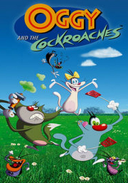 Oggy and the cockroaches poster.png