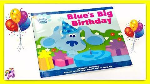 """Blue's Big Birthday"" - Read Aloud"