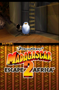Madagascar Escape 2 Africa DS 211