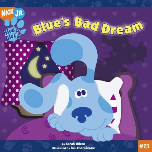 Blue's Bad Dream/Gallery