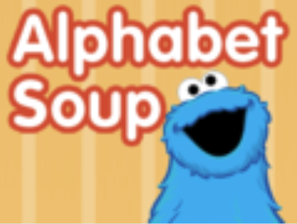 Alphabet Soup/Gallery