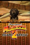 Madagascar Escape 2 Africa DS 110