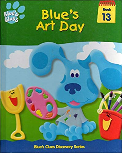 Blue's Art Day/Gallery