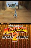 Madagascar Escape 2 Africa DS 221