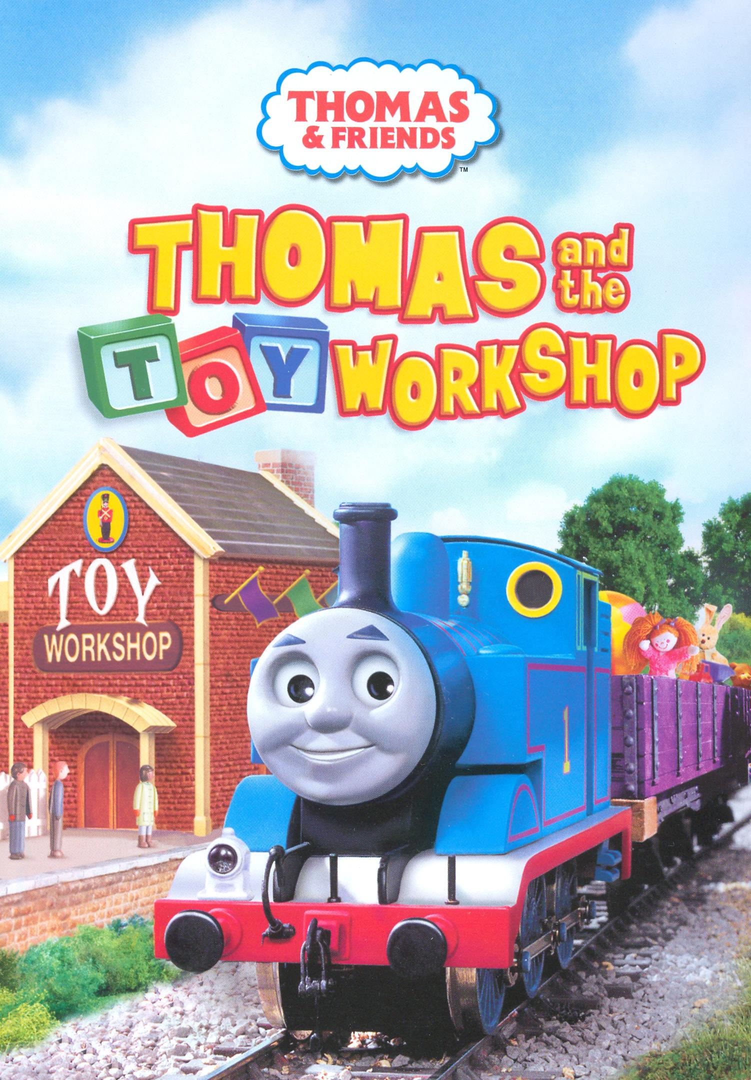 Thomas and the Toy Workshop (DVD)