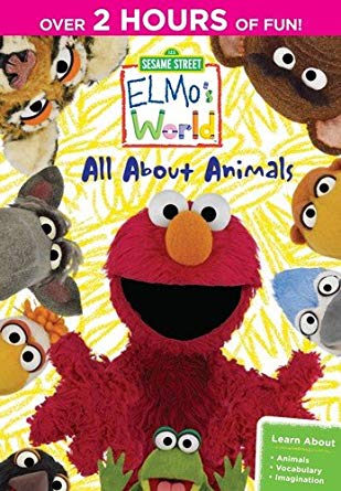 Elmo's World: All About Animals (2014)
