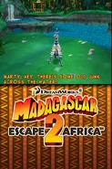 Madagascar Escape 2 Africa DS 180