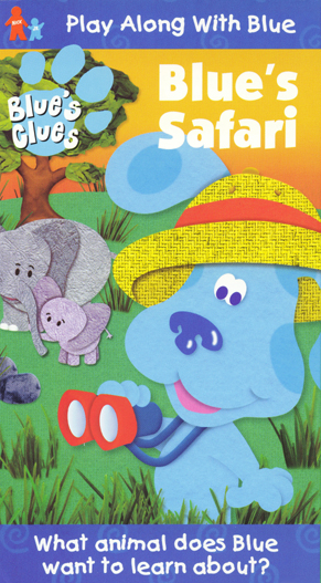 Blue's Clues: Blue's Safari (2000) (Videos)