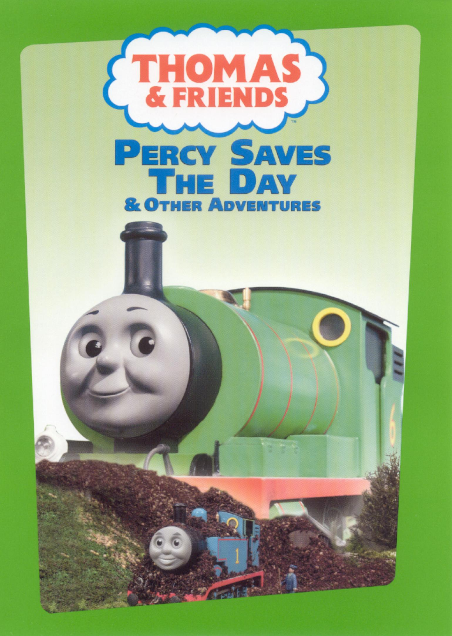 Percy Saves the Day and Other Adventures