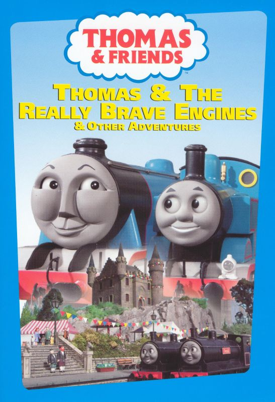 Thomas and the Really Brave Engines and Other Adventures