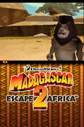 Madagascar Escape 2 Africa DS 109