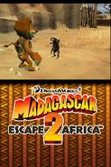 Madagascar Escape 2 Africa DS 266