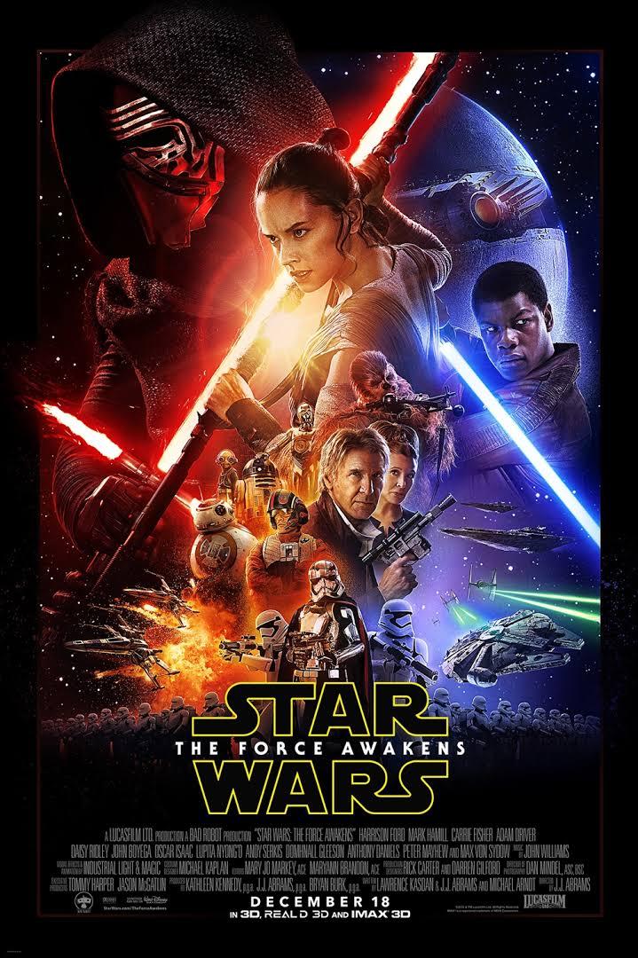 Star Wars: Episode VII - The Forces Awakens (2015)
