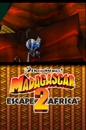 Madagascar Escape 2 Africa DS 142