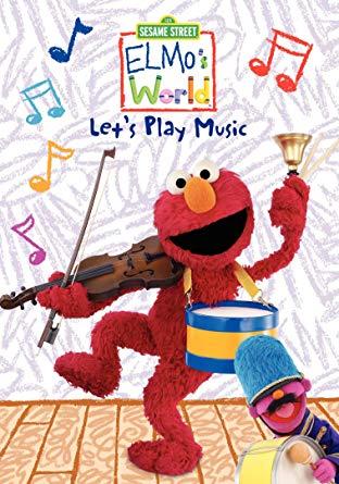 Elmo's World: Let's Play Music! (2010)