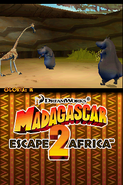 Madagascar Escape 2 Africa DS 116