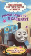 ThomasComestoBreakfastandOtherThomasAdventures1998VHScover