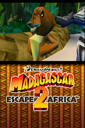 Madagascar Escape 2 Africa DS 81