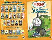 Races,RescuesandRunawaysandOtherThomasAdventuresbooklet