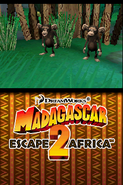 Madagascar Escape 2 Africa DS 242