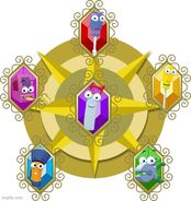 Elements of Harmony with Handy Manny Characters