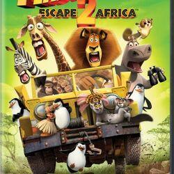 Madagascar Escape 2 Africa 2009 DVD/Gallery