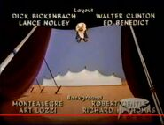 The Huckleberry Hound Show 1966 Intro Sound Ideas, HIT, CARTOON - BRAKE DRUM AND BULB HORN HIT