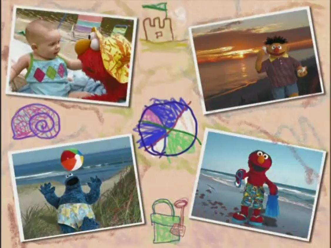 Elmo's World: The Beach