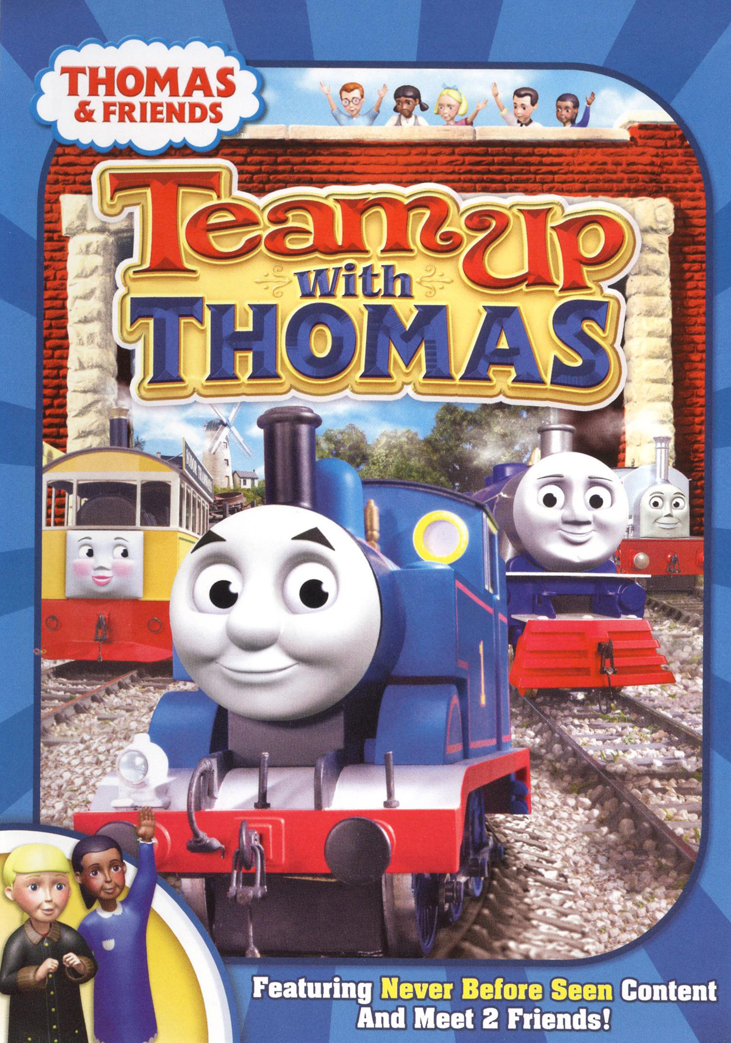 Team Up With Thomas