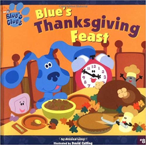 Blue's Thanksgiving Feast/Gallery