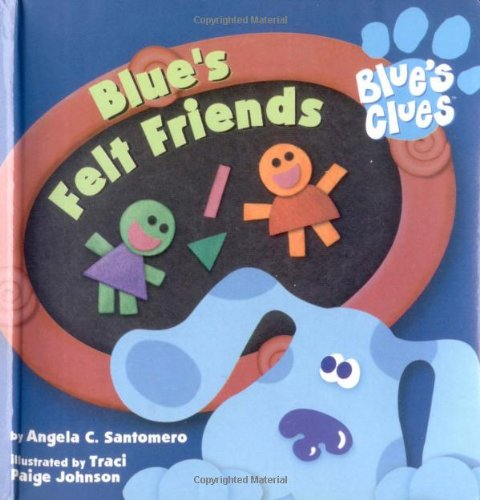 Blue's Felt Friends/Gallery
