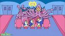 Sesame Street Hollywoodedge, Crowd Reaction Shock PE142501
