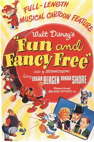 Fun and Fancy Free (1947)