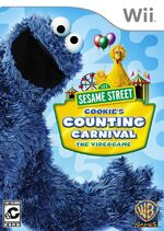 Cookie's Counting Carnival The VideoGame