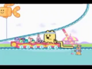 Wubbzy's Big Idea Roller Coaster