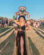 Kelsey Impicciche Coachella 2019