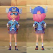 Uniform Set on female