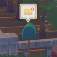 Задание Почта