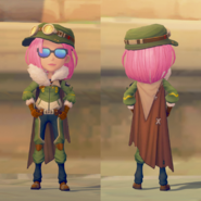 Military Set on female