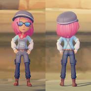 Worker's Set on female