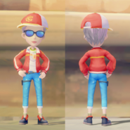 Casual Set on male