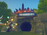 Задание: Пещера с привидениями