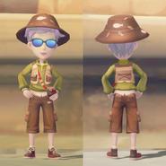 Fisherman's Set on male